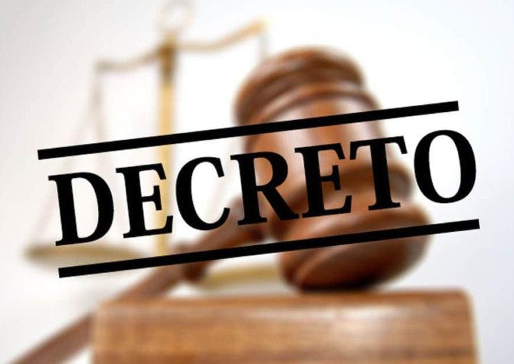 Decreto nº 15/2017