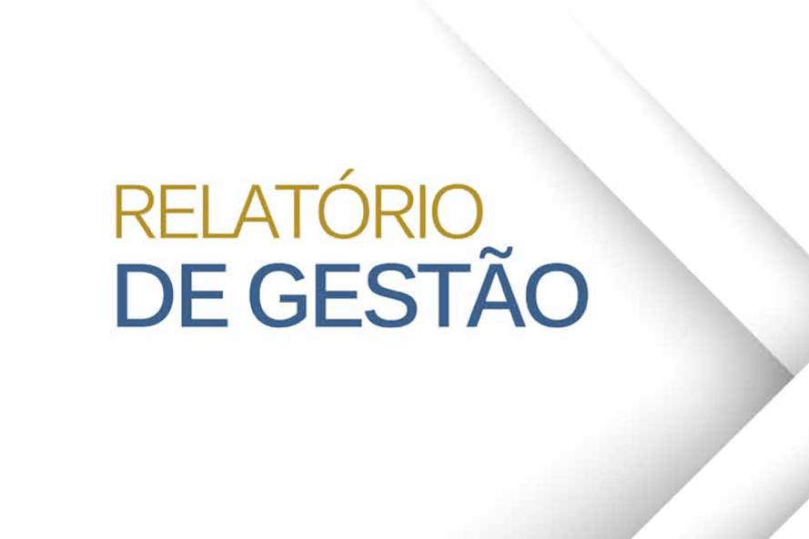 RELATÓRIO GERAL DA ADMINISTRAÇÃO PÚBLICA – ANO 2019