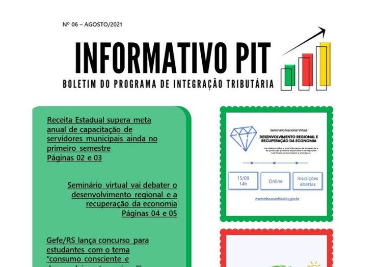 Informativo PIT nº 6 – Agosto/2021